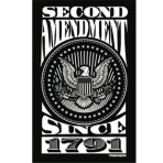 2nd Amendment Since Sticker